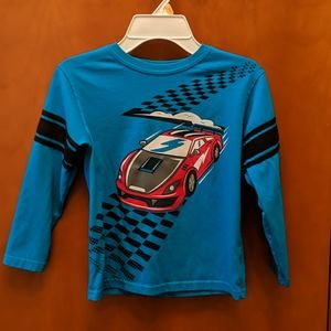 EUC race car shirt